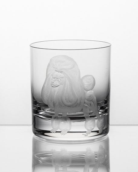 Poodle Double Old-Fashioned