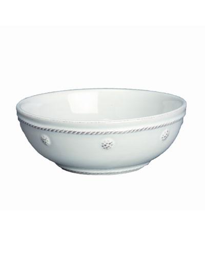 Berry & Thread Whitewash 6 Coupe Bowl