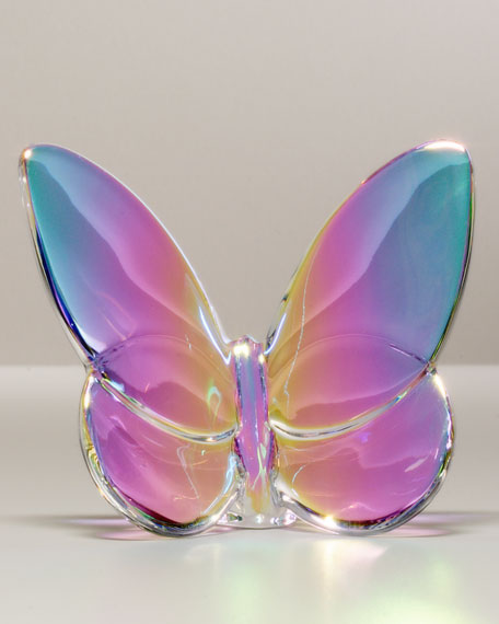 """Lucky"" Butterfly, Irise Iridescent"