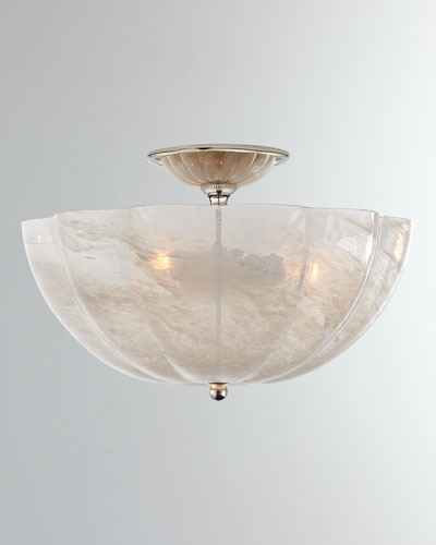 Rosehill Semi-Flush Light Fixture