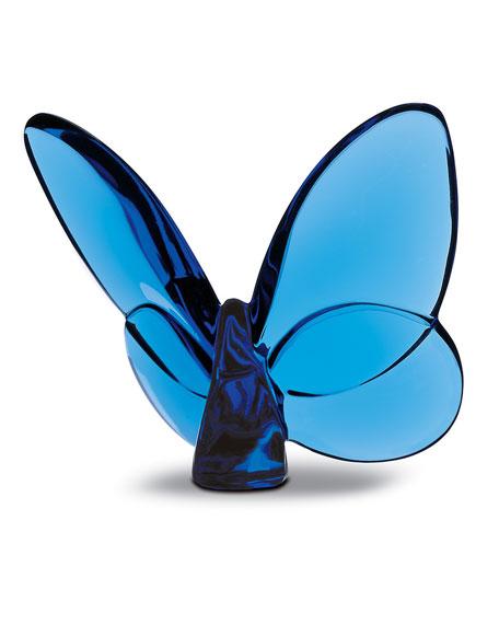 """""""Lucky"""" Butterfly, Sapphire"""