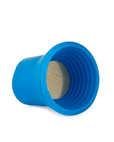 Blue Wow Splash Waterproof Wireless Speaker