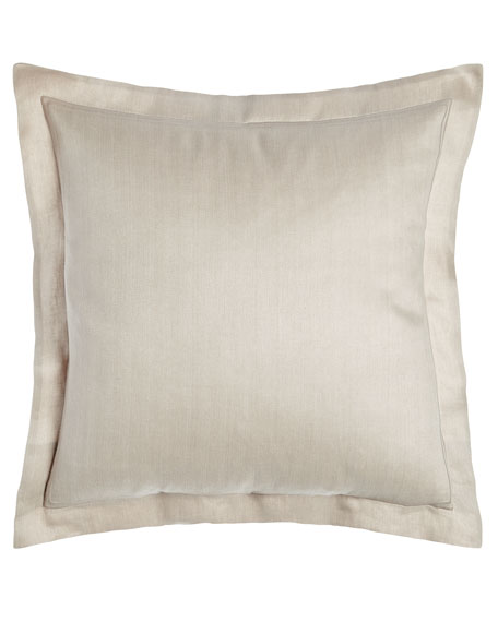 "Francoise Genevive Pillow, 20""Sq."