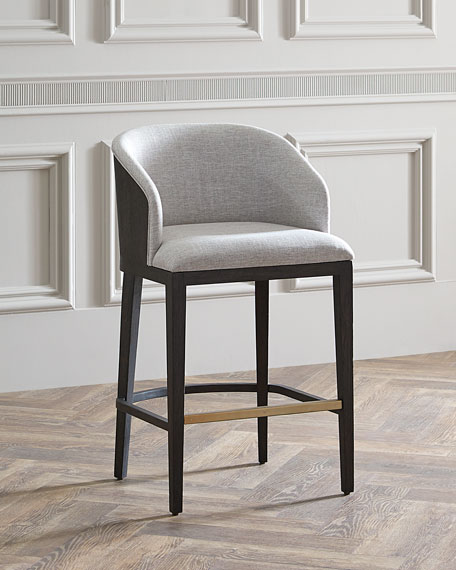 Hooker Furniture Laurie Upholstered Barstool