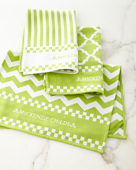 Key Lime Dish Towels, Set of 3