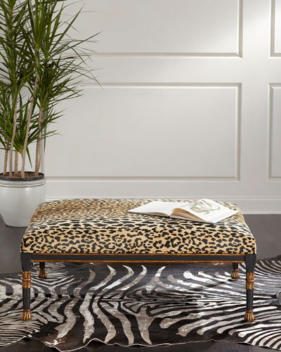 Macayla Coffee Table Ottoman
