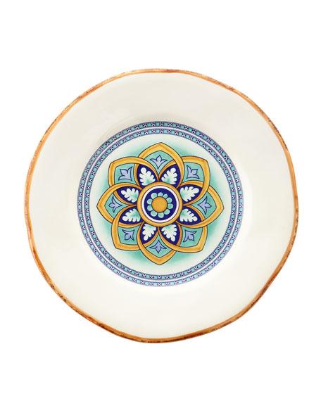 Geometrico Salad Plates, Set of 4