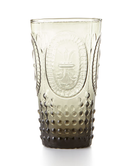 Smoke Renaissance Tumbler, Set of 4