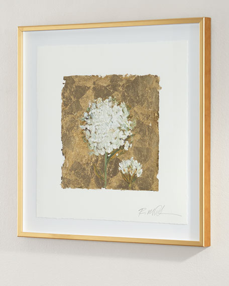 """Gold and Lace"" Giclee"