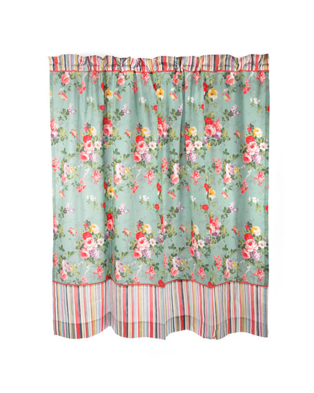Chelsea Garden Shower Curtain
