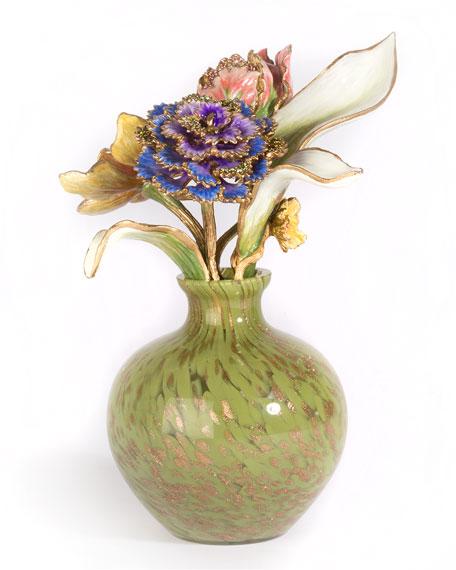 Selina Floral Objet