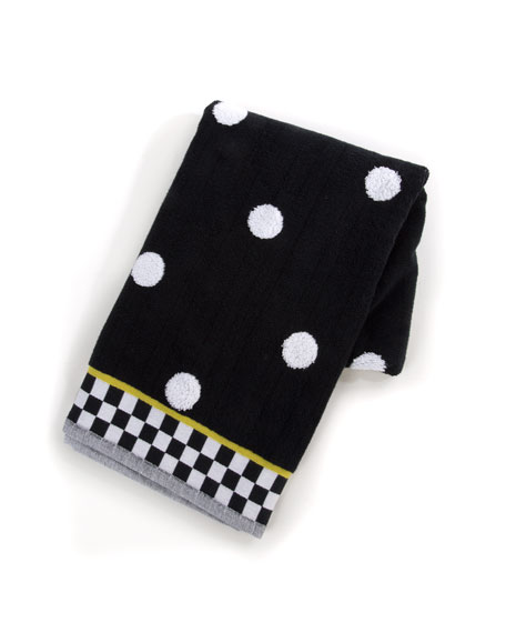 MacKenzie-Childs Dotty Hand Towel