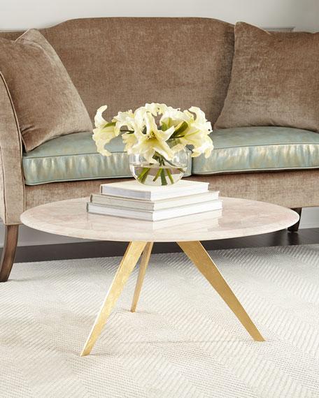 Scarlett Table, Blush