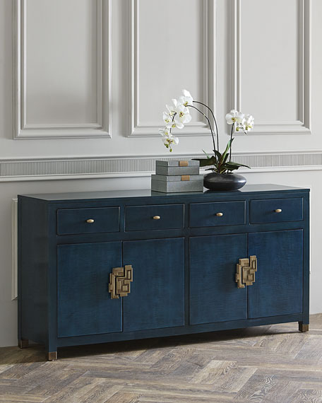 Cynthia Rowley for Hooker Furniture Curiosity Credenza