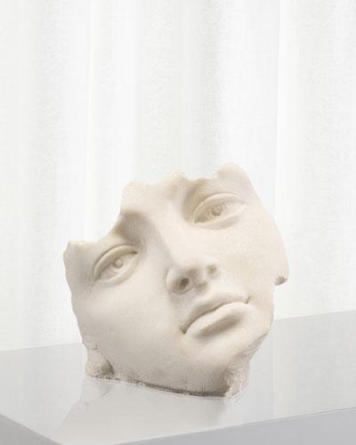 Facial Fragment Sculpture