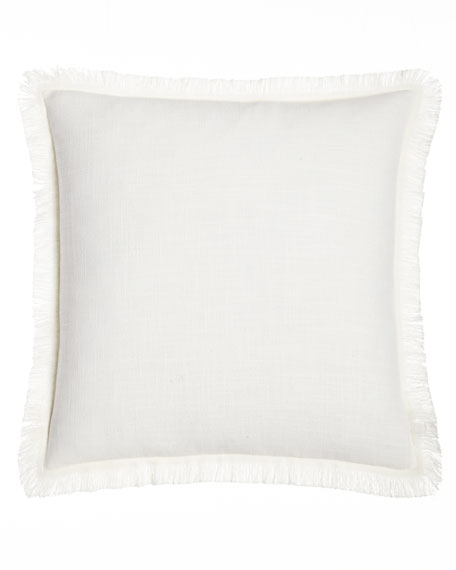 "Sybil Pillow, 18""Sq."