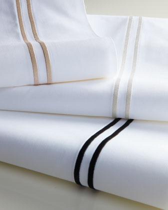 Queen 200 Thread-Count Resort Flat Sheet