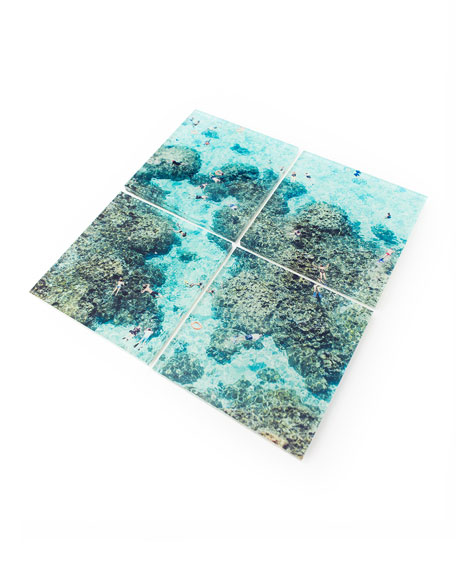 Reef Coasters, Set of 4