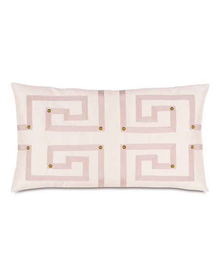 Edris Ivory Pillow