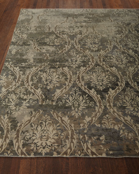 Royal Manor Wool Rug, 8' x 10'