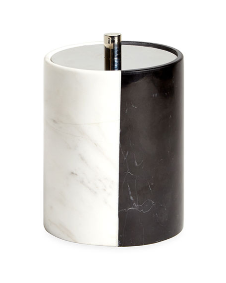 Canaan Marble Bath Canister