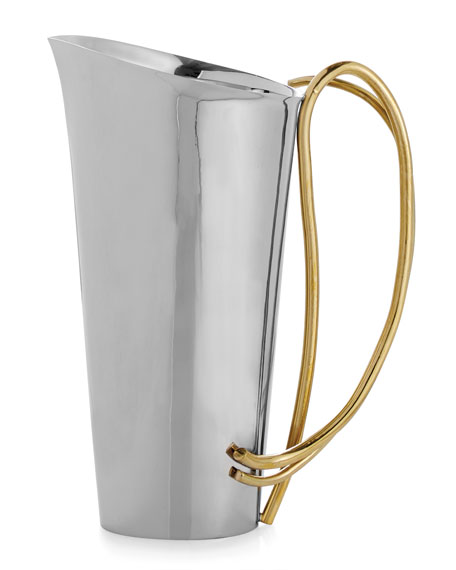 Michael Aram Calla Lily Pitcher