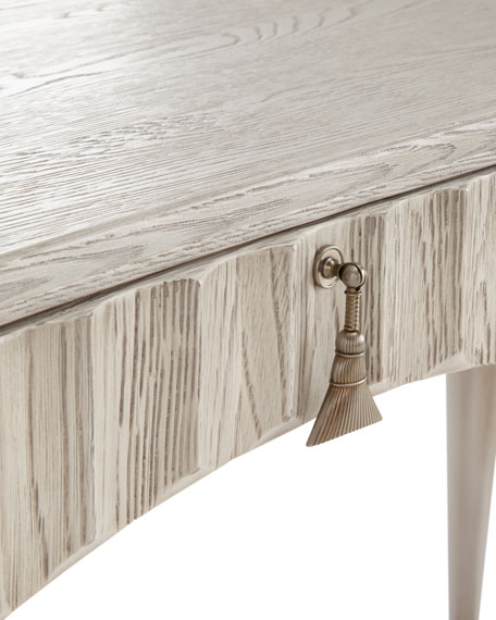 Damonica Oak Desk
