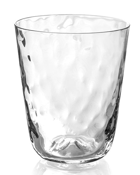 Ripple Effect Highballs Cocktail Tumblers, Set of 4