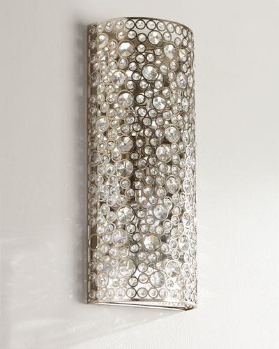 Jeweled Sconce