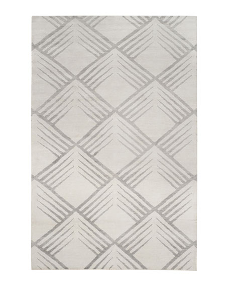 Rigmore Hand-Knotted Rug, 9' x 12'