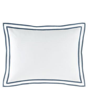 Spencer Border Pillow  12 x 16