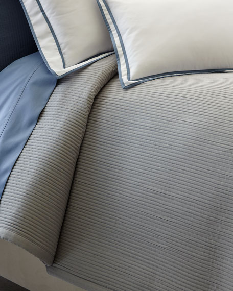 King Spencer Quilted Coverlet