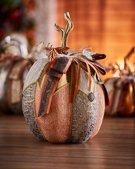 Assorted Pumpkins, Set of 3