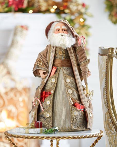 Advent Santa Cone