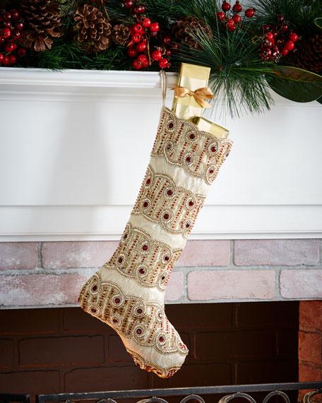 Sparkle Stocking