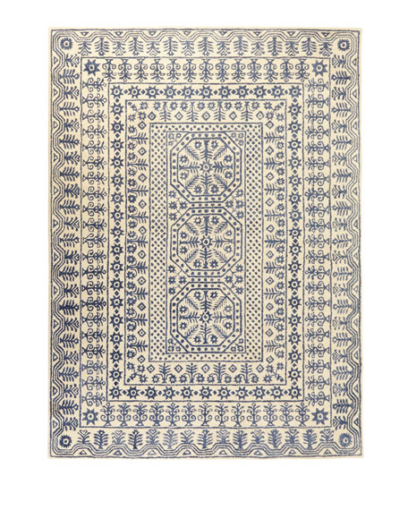 Ross Hand-Tufted Rug, 5' x 8'