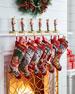 Angel Needlepoint Stocking