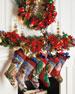 Christmas Goodies Needlepoint Stocking