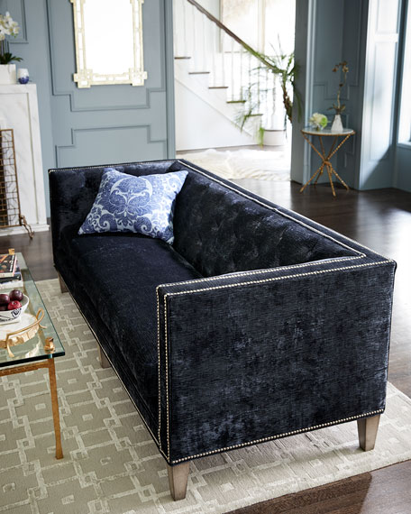 Mamie Tufted Back Sofa