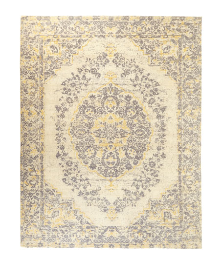Eleanor Loomed Rug, 5' x 7'6""