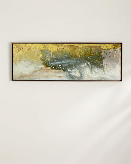 "Mary Hong's ""Heaven's"" Giclee on Canvas Art"