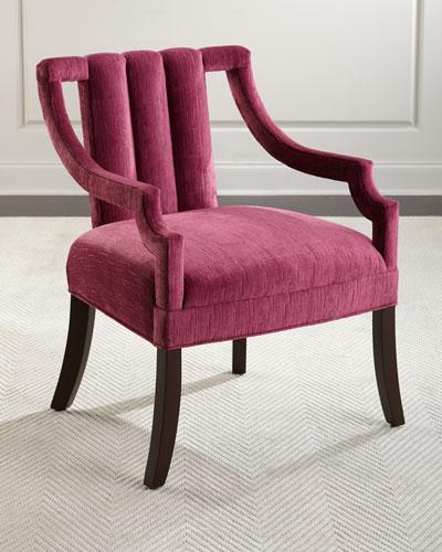 Tyra Velvet Chair