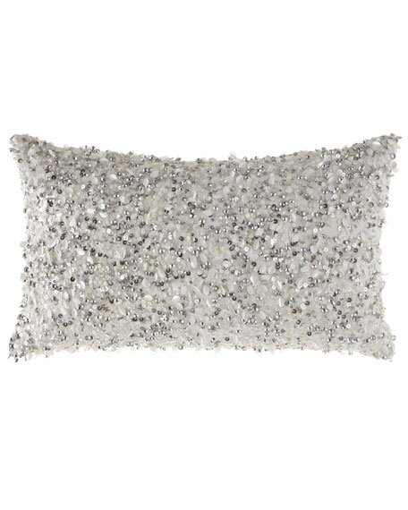 Crystal Platinum Pillow