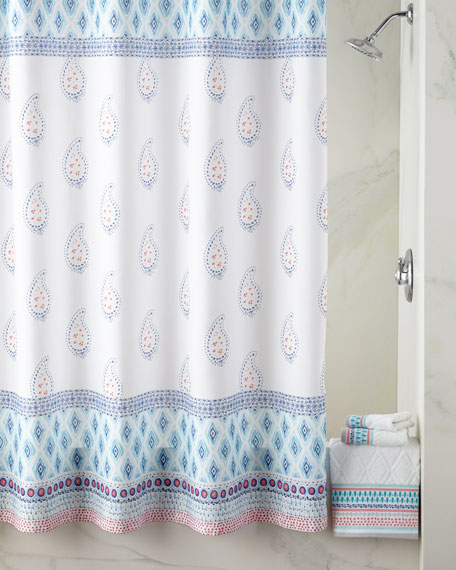 Boho Shower Curtain