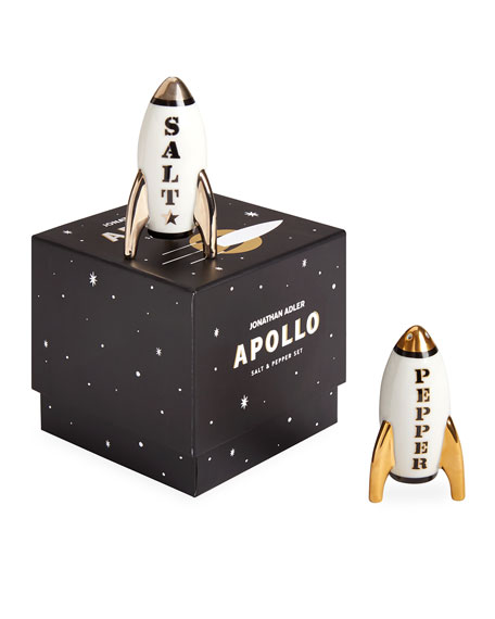 Apollo Salt & Pepper Set