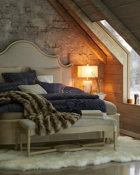 Moana Panel King Bed