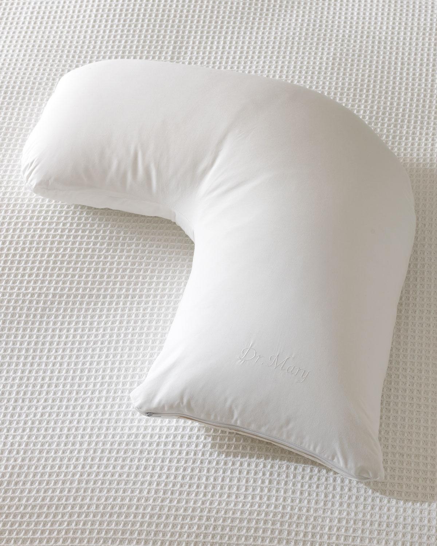 The Pillow Bar Side Sleeper Case White