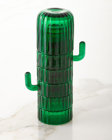 Saguaro Cactus Glasses