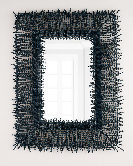 Amaya Beaded Mirror