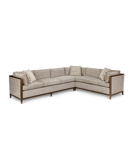 Pleasant Easton Left Facing Sofa Sectional Creativecarmelina Interior Chair Design Creativecarmelinacom